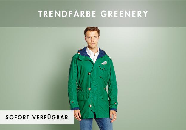 Trendfarbe Greenery bis -75%!