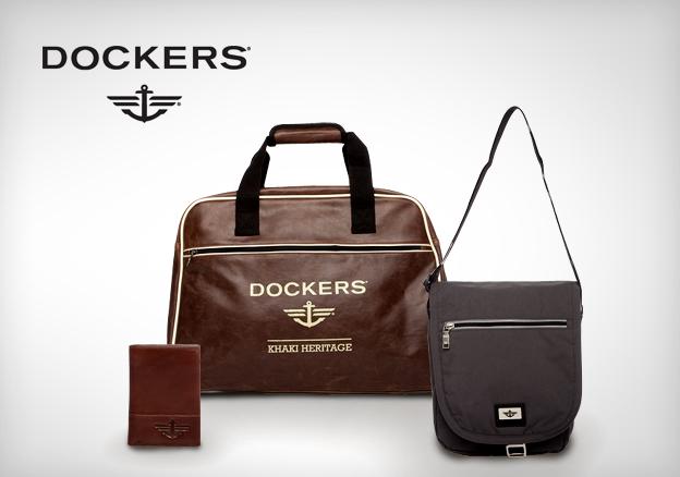 Dockers: Bolsos y Accesorios