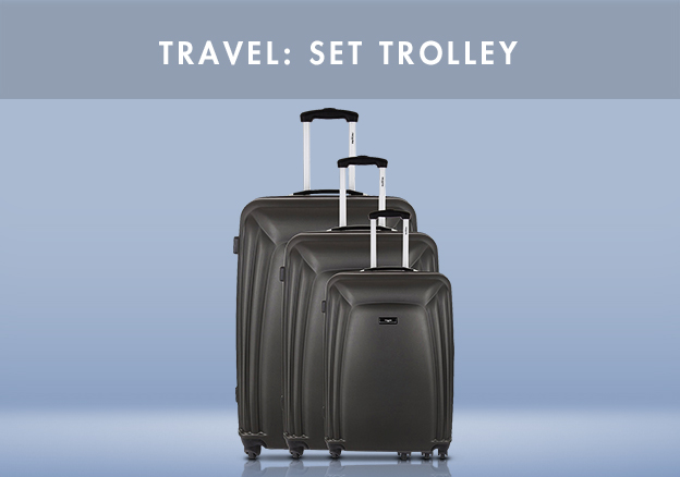 Travel: Set Trolley