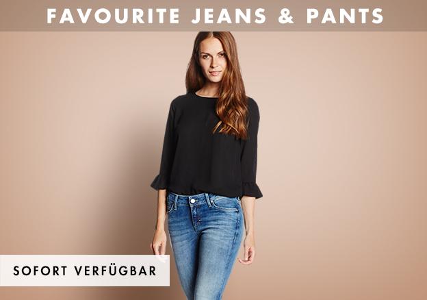 Favourite Jeans & Pants