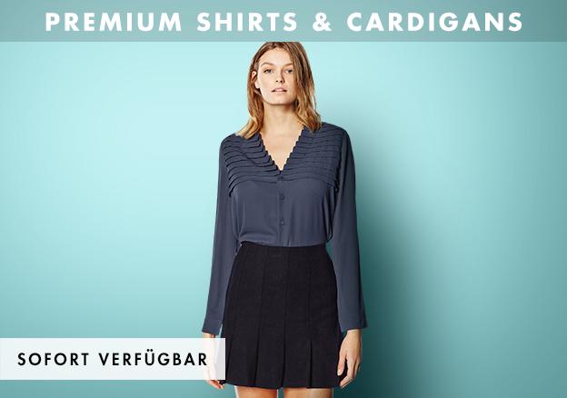 Premium Shirts & Cardigans
