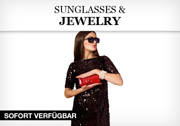 Sunglasses & Jewelry