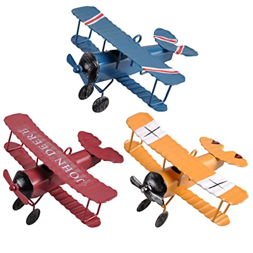 Biplane Decorations