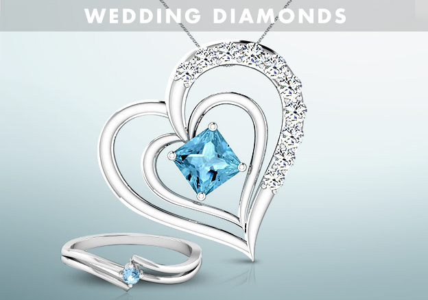 Wedding Diamonds!