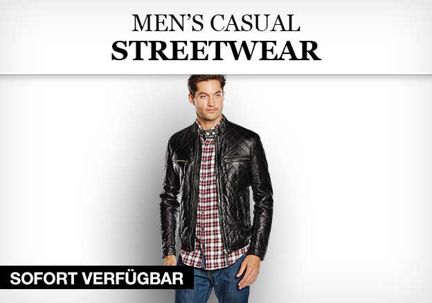 Men's Casual Streetwear