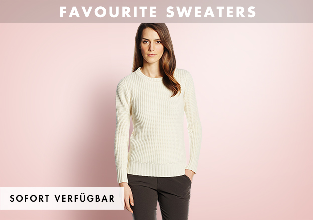 Favourite sweaters