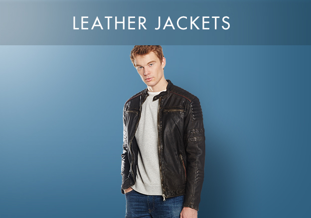 Leather Jackets!