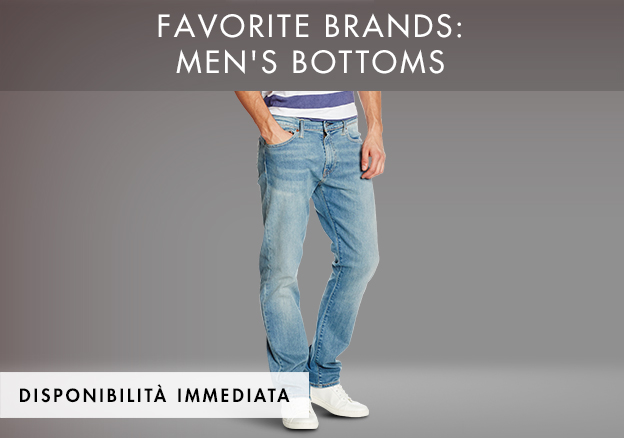 Favorite Brands: Men