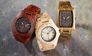 Eco-Friendly Watches by Earth Watch