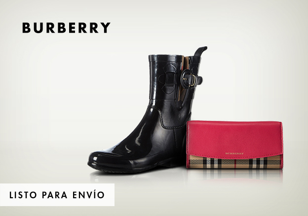 Burberry!