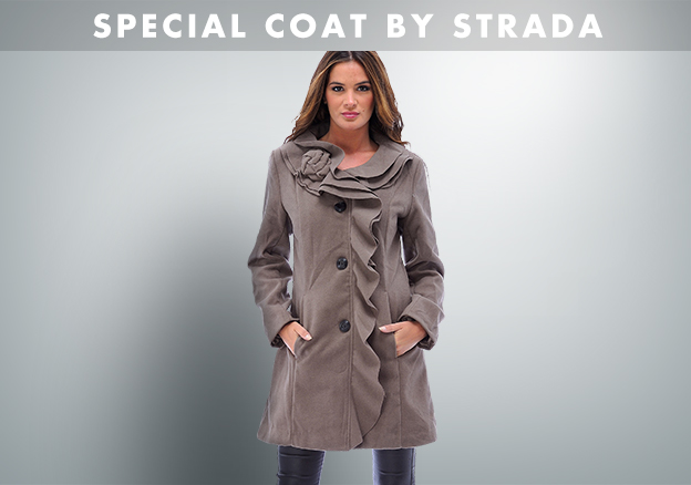 Special Coat by Strada