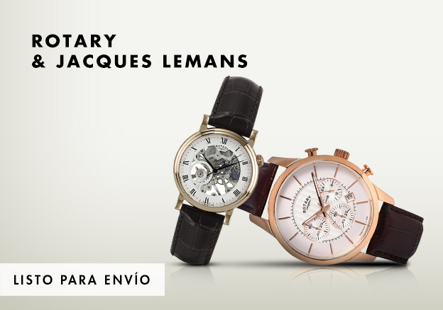 Rotary & Jacques Lemans!