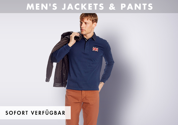 Men's Jackets & Pants