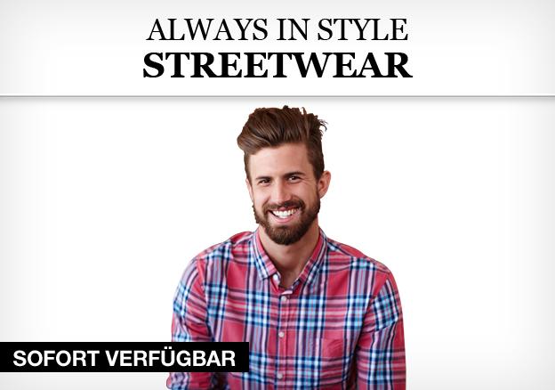 Always in Style: Streetwear