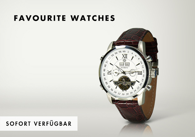 Favourite watches