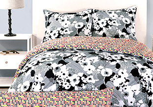 Bedding in Bold Patterns!