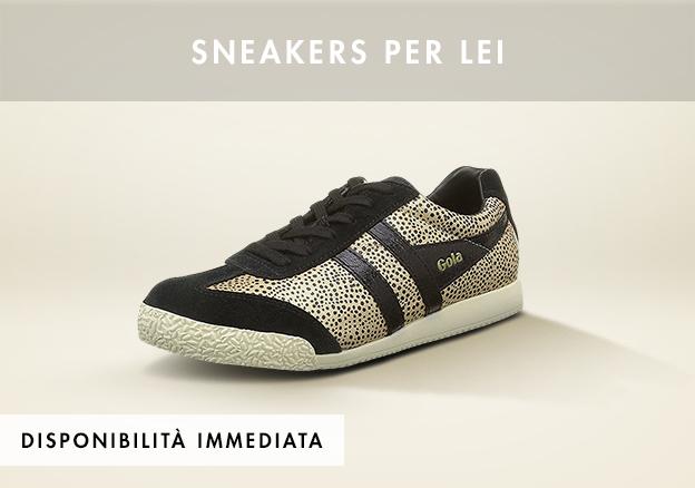 Sneakers per lei!