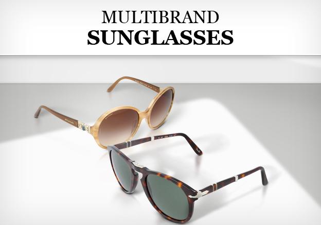 Multibrand Sunglasses