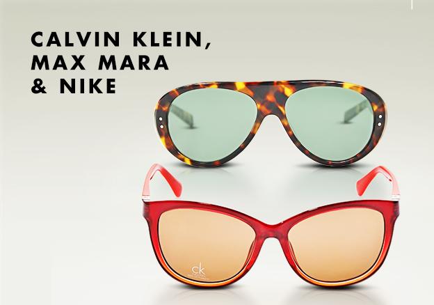 Calvin Klein, Max Mara & Nike
