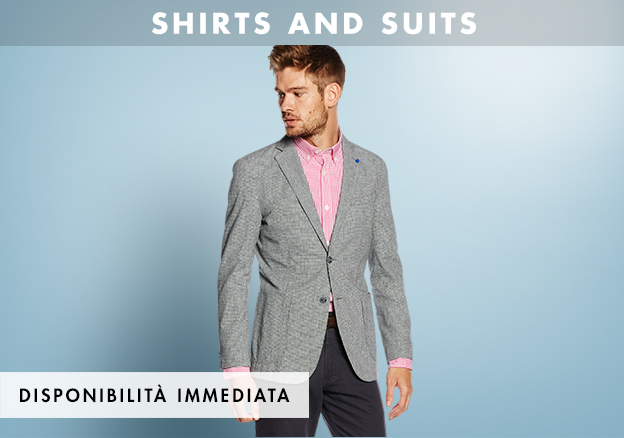Shirts and suits