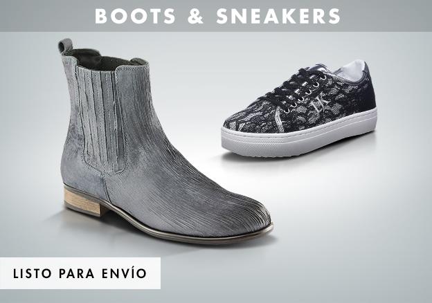 Boots & Sneaker