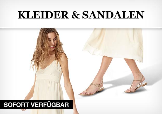 Kleider & Sandalen