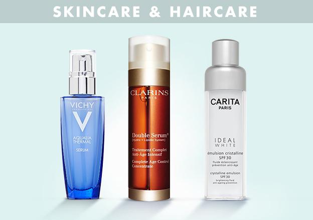 Skincare & Haircare!