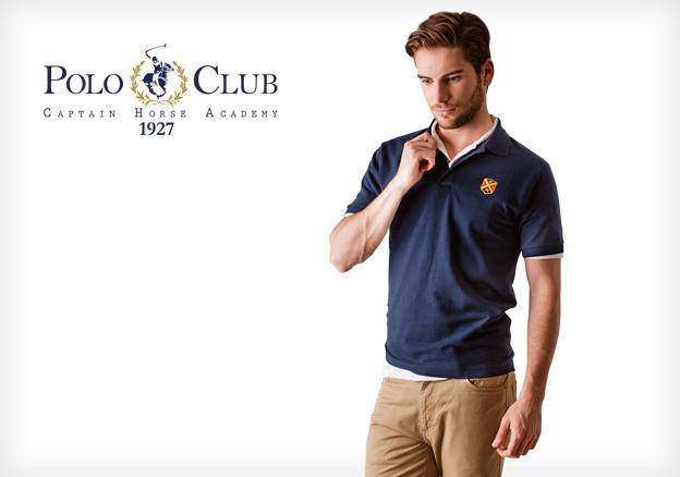 Polo Club hombre