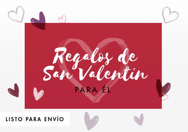 Especial día de San Valentín!