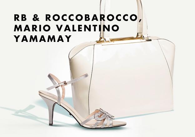 Rb & Roccobarocco, Mario Valentino, Yamamay!