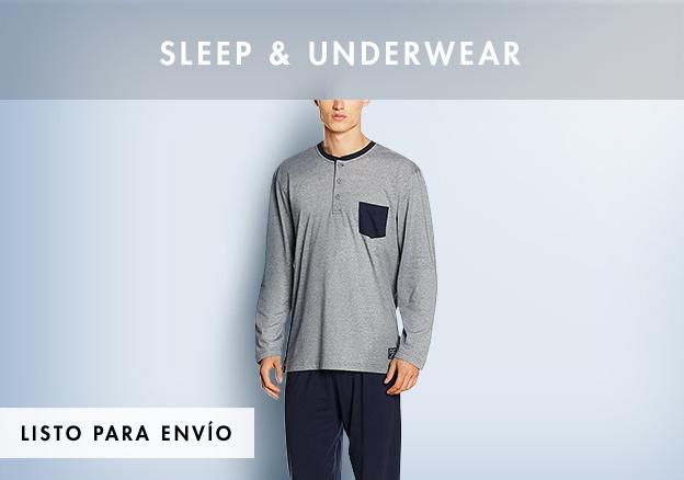 Pijamas y ropa interior