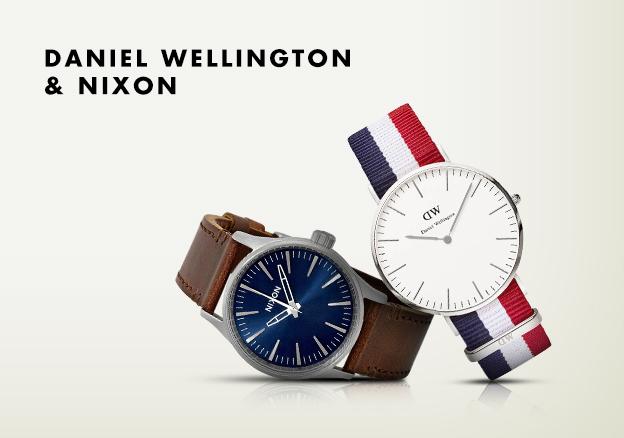 Daniel Wellington & Nixon