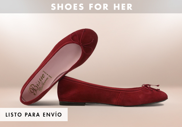Shoes for Her!