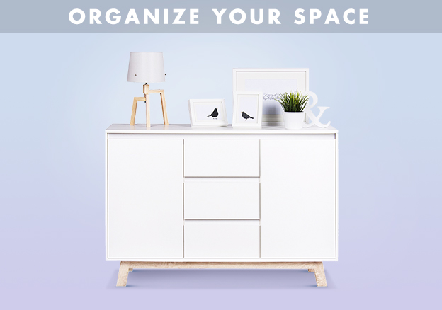 Organize Your Space!