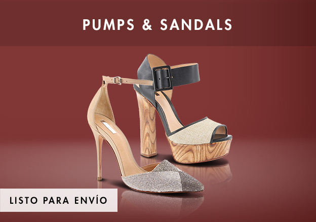 Pumps & Sandals!