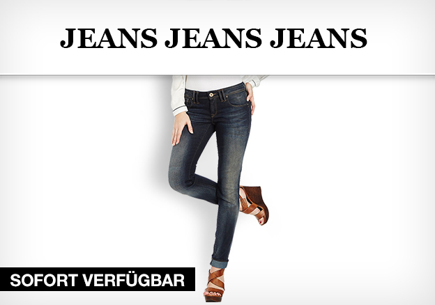 Jeans, Jeans, Jeans