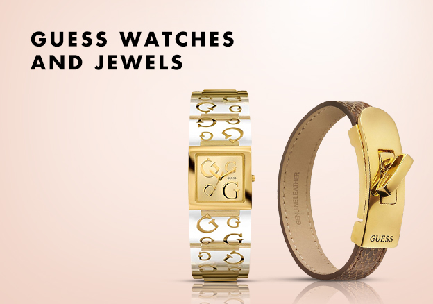 Guess Watches and Jewels