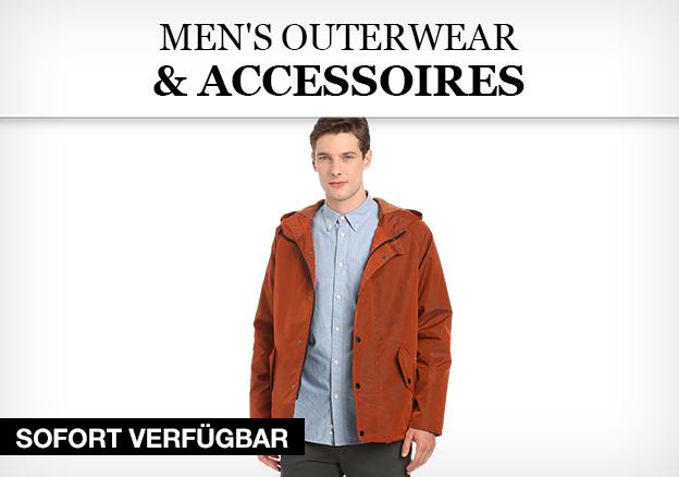 Men's Outerwear & Accessoires