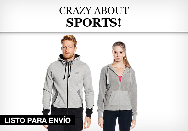 Crazy about Sports!