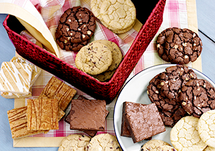 Dancing Deer Baking Co. Cookies & Brownies!