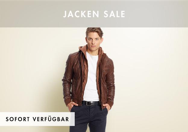 Jacken Sale!