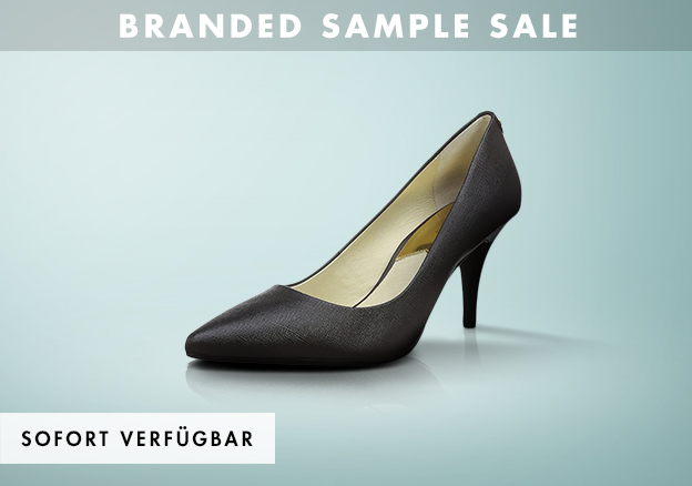 Branded Sample Sale