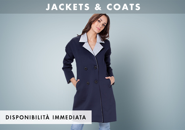 Jackets & Coats!