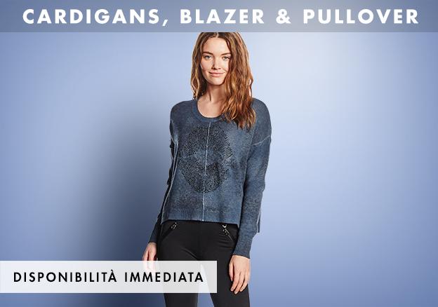 Cardigans, Blazer & Pullover!