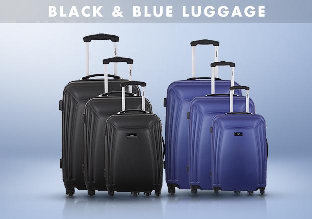 Black&Blue Luggage