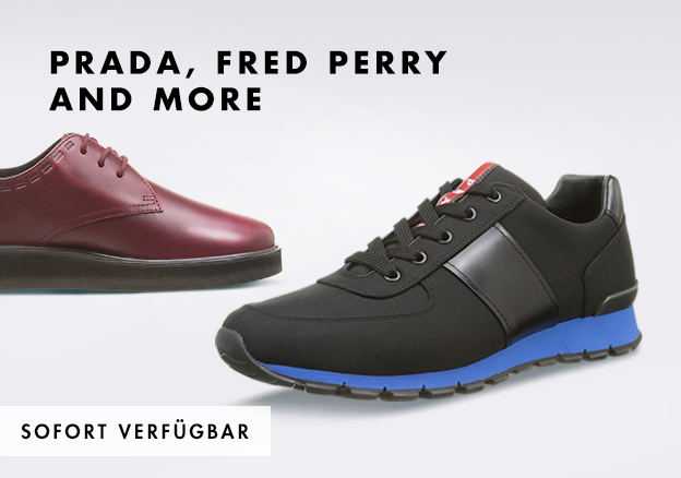 Prada, Fred Perry and More