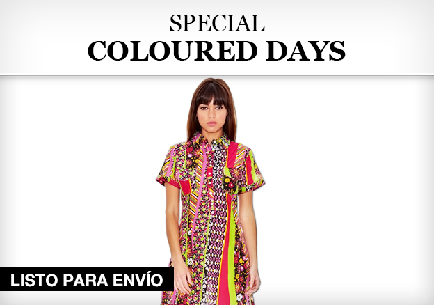 Special Coloured Days!