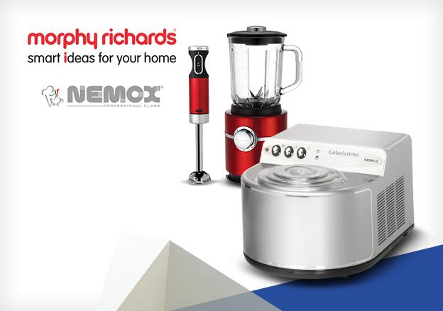 Morphy Richards & Nemox