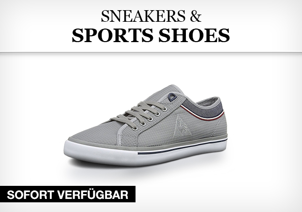Sneakers, sports shoes and more