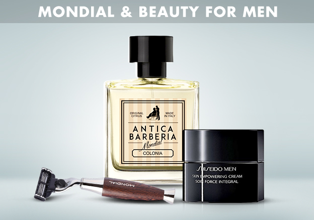 Mondial & Beauty for Men